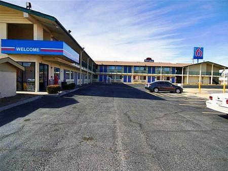 Motel 6 Amarillo - West - Amarillo - Rakennus