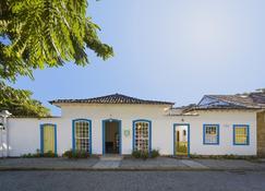 Pousada Vila do Porto - Paraty - Edifício