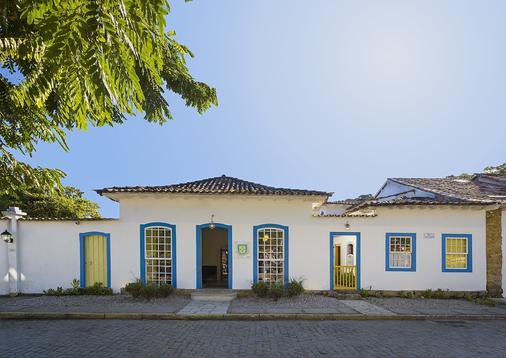 Pousada Vila do Porto - Paraty - Toà nhà