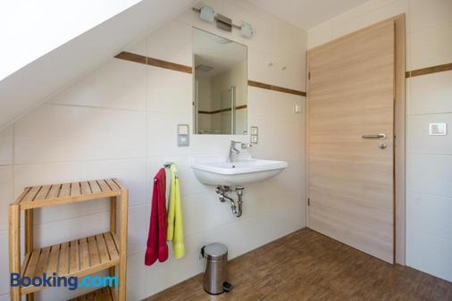 Pension Am Finkenberg - Sebnitz - Bathroom