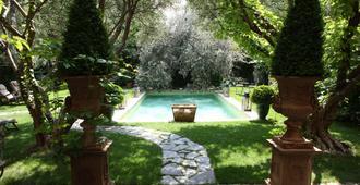 秘密花園酒店 - 尼姆 - 尼姆 - 游泳池