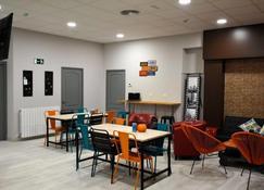 Albergue Bide Ona - Portugalete - Restaurant