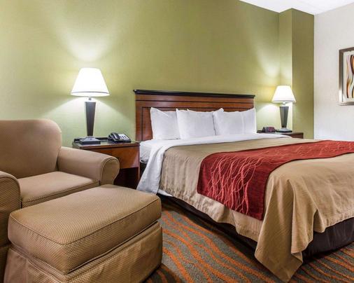 Comfort Inn - Conyers - Bedroom