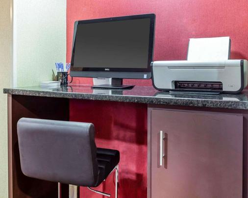 Comfort Inn - Conyers - Business centre