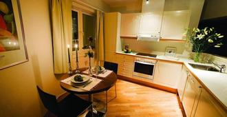 Ole Bull Hotel & Apartments - Bergen - Kitchen