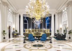 Hilton Brussels Grand Place - Bryssel - Aula