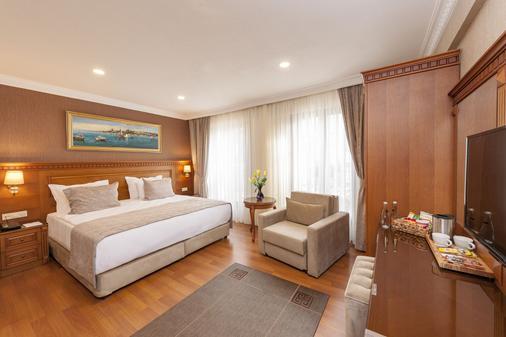 Royan Suites - Istanbul - Bedroom