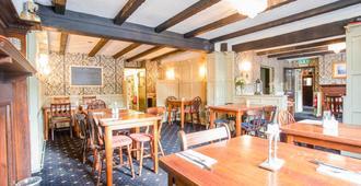 OYO Seven Stars Inn - Durham - Εστιατόριο