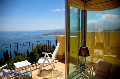 Hotel Villa Belvedere - Taormina - Balcony