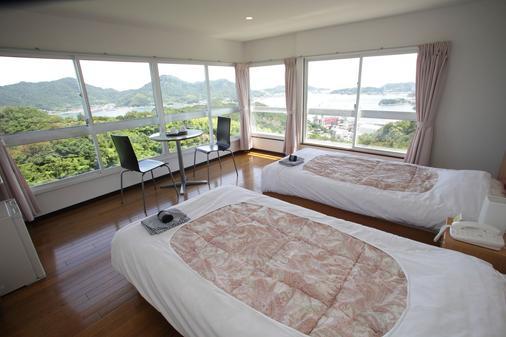 Hotel Innoshima - Onomichi - Κρεβατοκάμαρα