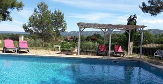 Mas Clair De Lune - Saint-Rémy-de-Provence - Pool
