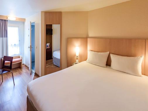 阿維尼翁中心歐洲港口宜必思酒店 - 亞維農 - 亞維儂 - 臥室