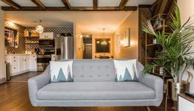 Villa Dubois Guest House - Chicago - Salon