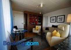 Hotel Quisisana & Appartements Quisi - Heligoland - Lounge