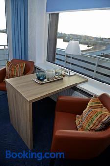 Hotel Quisisana & Appartements Quisi - Heligoland - Balcony
