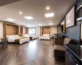Quality Suites Drummondville - Драммонвіль - Спальня