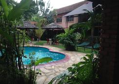 Outpost Lodge - Arusha - Piscine