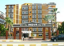 Senza Inova Beach Hotel - Конакли - Будівля