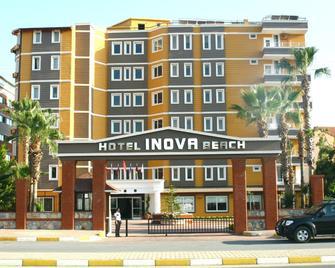 Senza Inova Beach Hotel - Konakli - Building