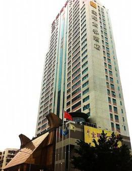 Shenzhen Bossfield Hotel - Shenzhen - Κτίριο