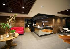 Townhouse Hotel - Wagga Wagga - Front desk
