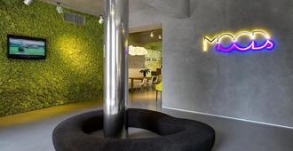 Moods Boutique Hotel - Prag - Gebäude