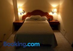 Hotel Montreal - Panama City - Bedroom