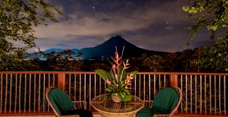 The Springs Resort and Spa at Arenal - La Fortuna - Balcony