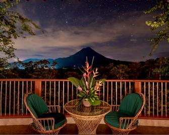 The Springs Resort and Spa at Arenal - La Fortuna - Balcón