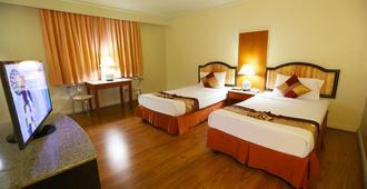 Lee Gardens Plaza Hotel Hat Yai - Hat Yai - Camera da letto