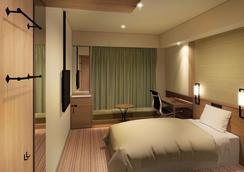 Candeo Hotels Tokyo Shimbashi - Tokyo - Bedroom