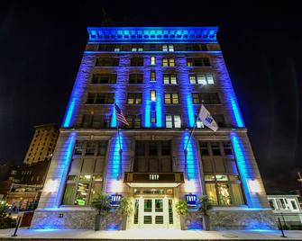 Tryp By Wyndham Newark Downtown - Newark - Building