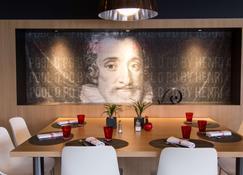 Kyriad Montchanin le Creusot - Montchanin - Restaurant
