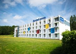 Kyriad Montchanin le Creusot - Montchanin - Building