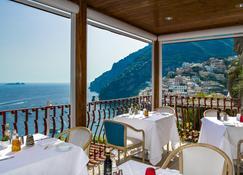 伊登羅克酒店 - 波西塔諾 - 波西他諾 - 餐廳
