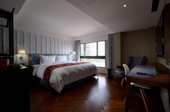 RedDot Hotel - Taichung - Bedroom