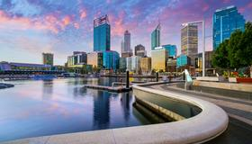 Crowne Plaza Perth - Perth - Outdoor view
