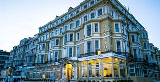 The Mansion Lions Hotel - Eastbourne - Edifício