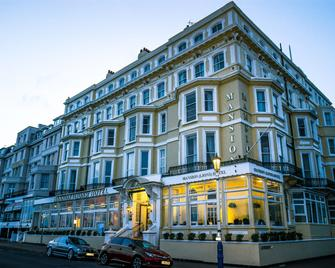 The Mansion Lions Hotel - Eastbourne - Building
