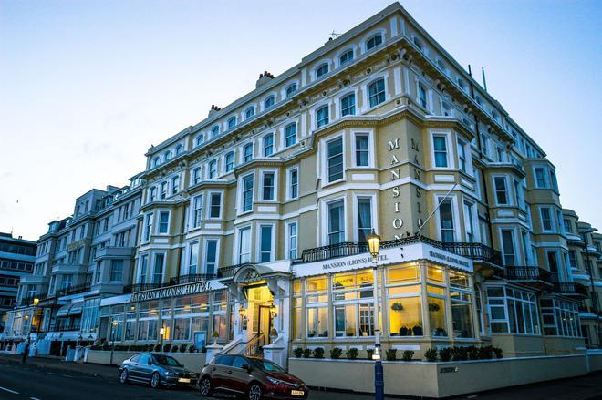 The Mansion Lions Hotel - Eastbourne - Gebäude
