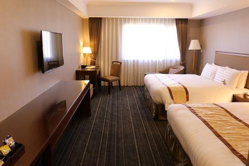 Fushin Hotel - Tainan - Tainan - Makuuhuone