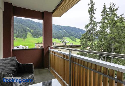 Grischa - Das Hotel Davos - Davos - Ban công