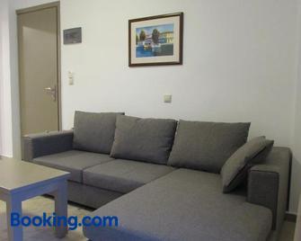 Luis Apartments - Mastichari - Wohnzimmer