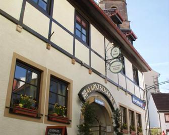 Marktschänke - Bad Dürkheim - Edificio