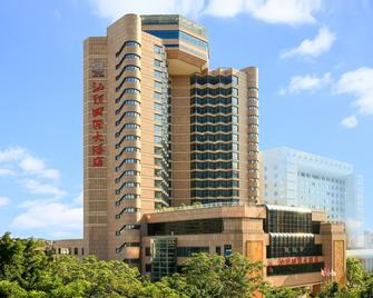 Shantou International Hotel - Shantou - Building