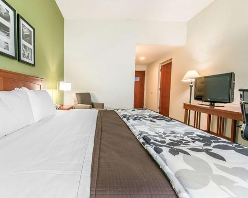 Sleep Inn & Suites - Winchester - Κρεβατοκάμαρα