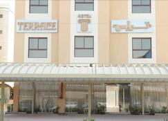 Terrace Furnished Apartments- Salmiya - Эль-Кувейт - Здание