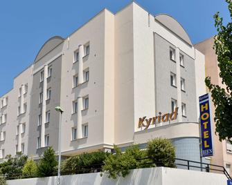 Kyriad Saint-Etienne Centre - Сент-Этьен - Здание