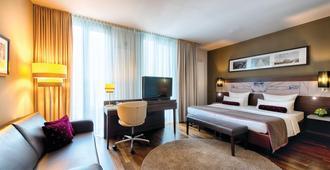 Leonardo Royal Hotel Munich - Muy-ních - Phòng ngủ