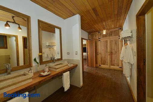 La Aldea de la Selva Lodge - Puerto Iguazú - Phòng tắm